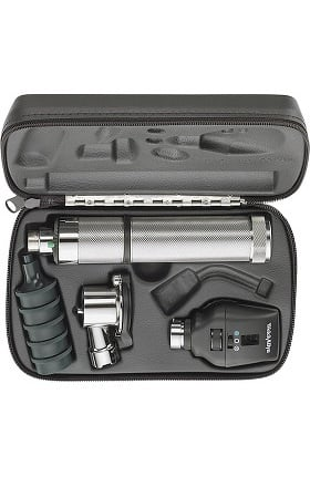 Welch Allyn 97220-C 3.5V Coaxial Diagnostic Set with Pneumatic Otoscope & Convertible Handle