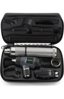 Welch Allyn 3.5 V Coaxial Diagnostic Set with Diagnostic Otoscope & Convertible Handle 97250-MC