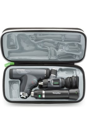 Welch Allyn PanOptic Basic Diagnostic Set with Cobalt Filter, Magnifying Lens & Lithium-Ion Smart Handle 97250-MPS