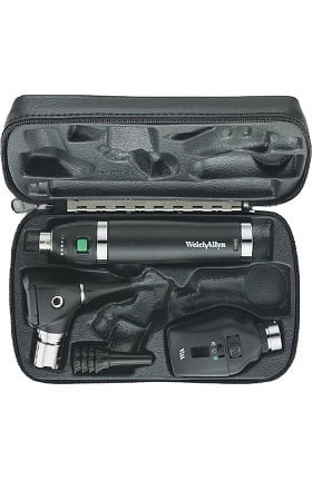 Welch Allyn 97250-MS 3.5V Coaxial Diagnostic Set with Lithium-Ion Smart Handle