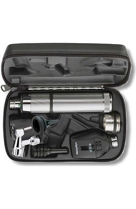 Welch Allyn 97370 3.5V AutoStep Diagnostic Set with Operating Otoscope