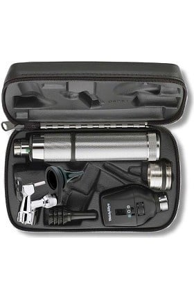 Welch Allyn 97370-C 3.5V AutoStep Diagnostic Set with Otoscope & Convertible Handle