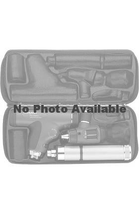 Welch Allyn 97150-MPC PanOptic Basic Diagnostic Set with Half-Moon Aperture & Convertible Handle