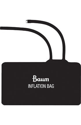 W.A. Baum Co. Inflation Bag - Latex Bag (9 cm X 18 cm) For Child/Small Adult Cuff Size