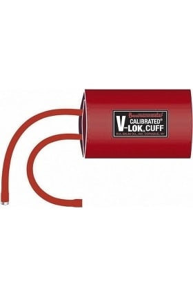 Clearance W.A. Baum Co. Non-Latex V-Lok BP Cuff & Inflation Bag Combo - Adult (25 cm To 35 cm)