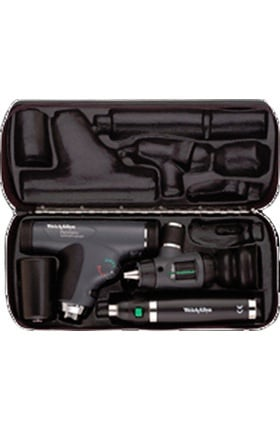 PanOptic by Welch Allyn Diagnostic Set with Lithium-Ion Handle 97800-MS