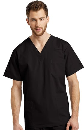 Marvella by White Cross Unisex V-Neck Solid Scrub Top