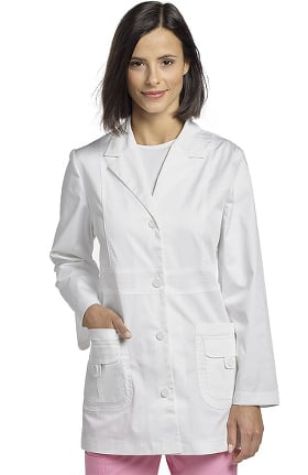 "Clearance Allure by White Cross Women's Stretch Twill 30"" Lab Coat"