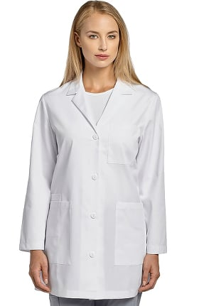 "White Cross Women's 3 Pocket 32"" Lab Coat"