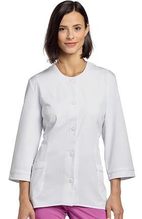 "Marvella by White Cross Women's ¾ Sleeve 29⅝"" Lab Jacket"