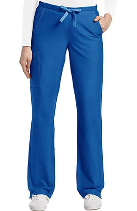 Clearance Allure by White Cross Women's Drawstring Utility Cargo Scrub Pant