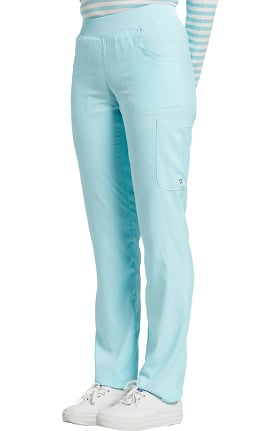 Oasis by White Cross Women's Stretch Elastic Waistband Scrub Pant