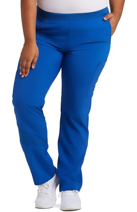 Fit by White Cross Women's Stretch Waistband Scrub Pant