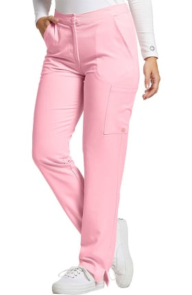 Marvella by White Cross Women's Zip Fly Cargo Scrub Pant