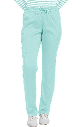 Oasis by White Cross Women's Drawstring Elastic Waist Scrub Pant