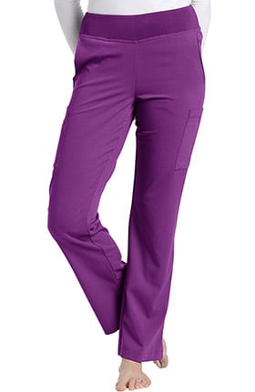 Clearance Marvella by White Cross Women's Elastic Waist Yoga Scrub Pant