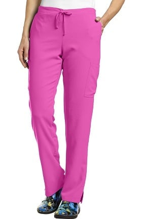 Clearance Oasis by White Cross Women's Straight Leg Cargo Scrub Pant