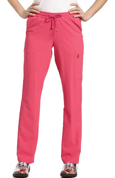 dbbfd25a72d Clearance Oasis by White Cross Women's Elastic Waistband Cargo Scrub Pant