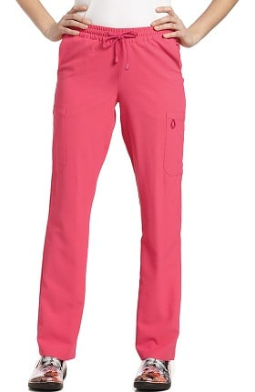 Clearance Oasis by White Cross Women's Elastic Waistband Cargo Scrub Pant