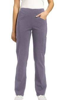 Inspire by White Cross Women's Slip On Fitted Scrub Pant