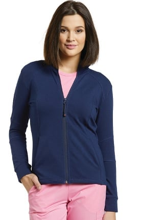 White Cross Women's French Terry Jacket