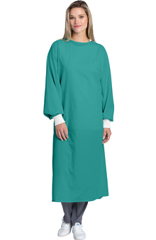 White Cross Unisex Patient Gown Pack of 12