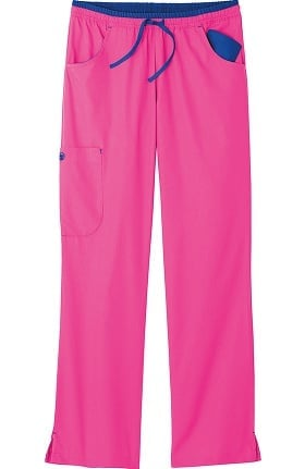 Clearance F3 Fundamentals by White Swan Women's Flip For Fun Scrub Pant