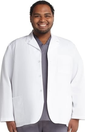 "Fundamentals by META Labwear Men's 3-Pocket Consultation 30"" Lab Coat"