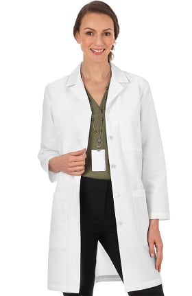"Fundamentals by META Labwear Women's 37"" Lab Coat"