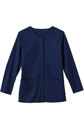 Bio Women's Warm Up Scrub Jacket
