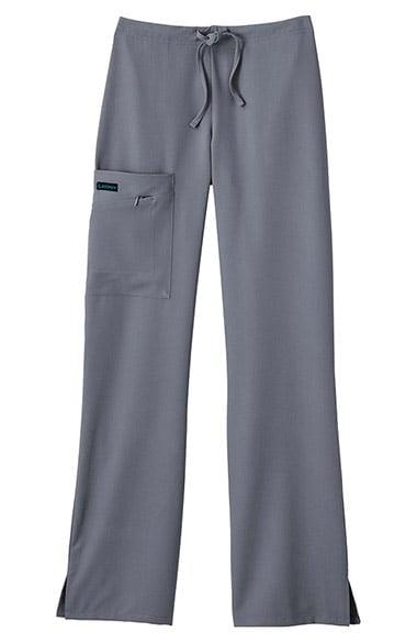 7af5f1a8427 Classic Fit Collection by Jockey® Women s Tri Blend Zipper Scrub Pants
