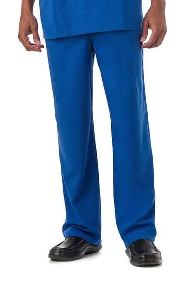 5f6b4536e7e Caribbean Blue Rayon Scrub Pants