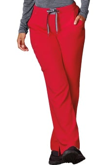 Modern Fit Collection by Jockey Women's Convertible Drawstring Scrub Pant