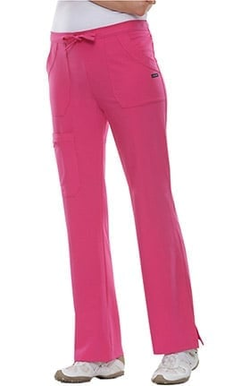 Clearance Classic Fit Collection by Jockey® Women's Drawstring Cargo Scrub Pant
