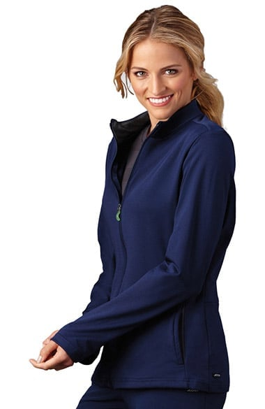 Modern Fit Collection by Jockey® Women's Zip Front Fleece ...