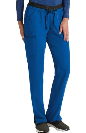 Clearance Modern Fit Collection by Jockey Women's Elastic Waistband Comfort Scrub Pant