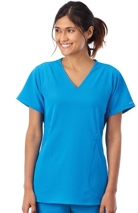 Performance Rx by Jockey® Women's Across Performance Scrub Top