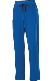 Performance Rx by Jockey Women's Drawstring Embossed Side Panel Scrub Pant