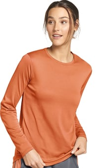 Retro by Jockey Women's Breathable Underscrub T-Shirt