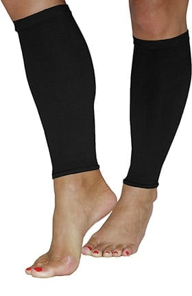 Clearance A.M.P.S Women's Calf 20-30 mmHg Compression Sleeve