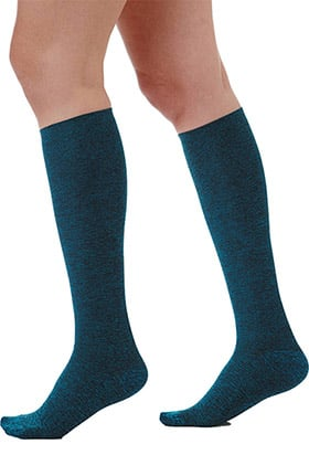 A.M.P.S Unisex 20-30 mmHg Compression Knee High Stockings