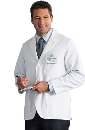"META Labwear Unisex 7-Pocket 30"" Lab Coat"