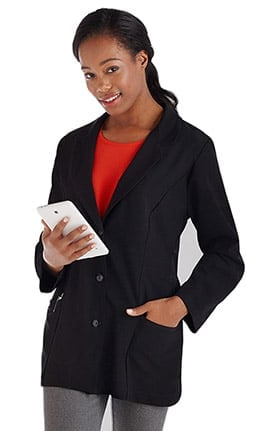 """Clearance Pro by META Labwear Women's Consultation 29"""" Lab Coat"""