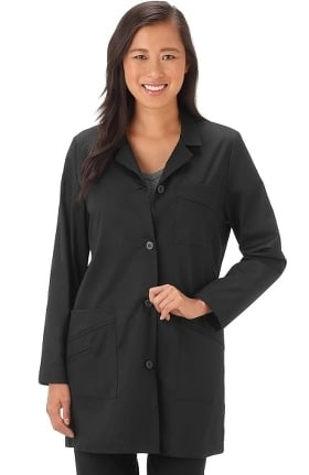"Meta Labwear Women's 4 Pocket 32"" Stretch Lab Coat"