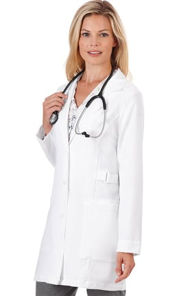 "Pro by Meta Labwear Women's 32"" Stretch Lab Coat"