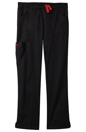 Clearance Bio Women's Multi Pocket Cargo Pant