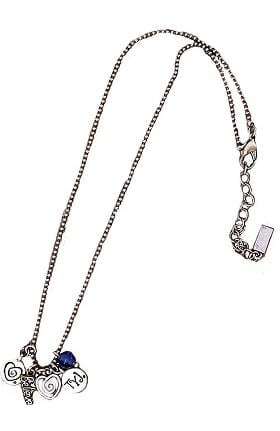 Clearance Trust Your Journey by White Swan Women's Bead & Charms Necklace