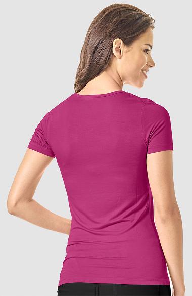 9a6d31b63c80c Women's Silky Short Sleeve T-Shirt