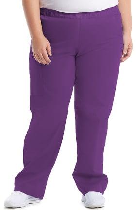 WonderWORK Women's Elastic Waist Scrub Pant