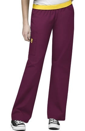 Origins by WonderWink Women's Quebec Lady Fit 8-Pocket Scrub Pants
